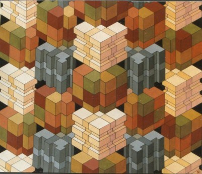 068 - Box of bricks [40x30]